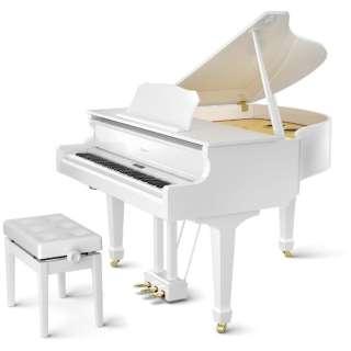 電子ピアノ GP609-PWS 白塗鏡面艶出し塗装仕上げ [88鍵盤]