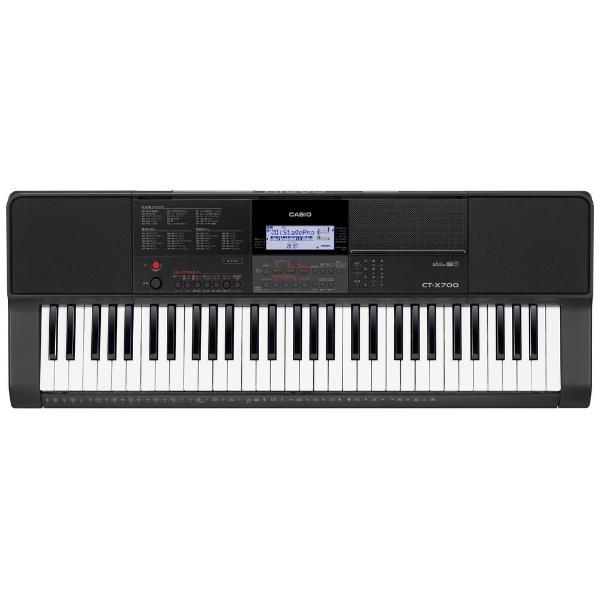 カシオ ベーシックキーボード CT-X700 電子楽器