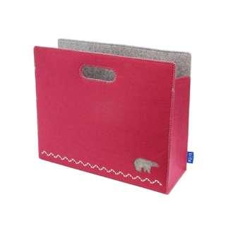 ドキュメントボックス ピンク 120DOCUMENTBPK