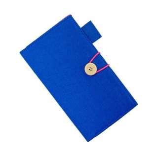 パスポートケース ブルー 130PASSPORTBL