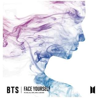 BTS(防弾少年団)/FACE YOURSELF 通常盤 【CD】