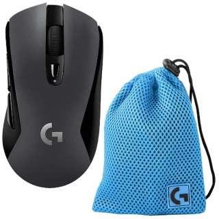 ワイヤレス光学式ゲーミングマウス G603+Logicool G マウスポーチセット