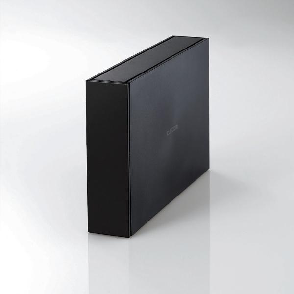 エレコム Desktop Drive USB3.0 3TB Black ELD-ETV030UBK 1個 ELECOM