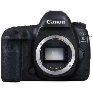 【アウトレット品】 EOS 5D Mark IV デジタル一眼レフカメラ [ボディ単体] 【展示品】