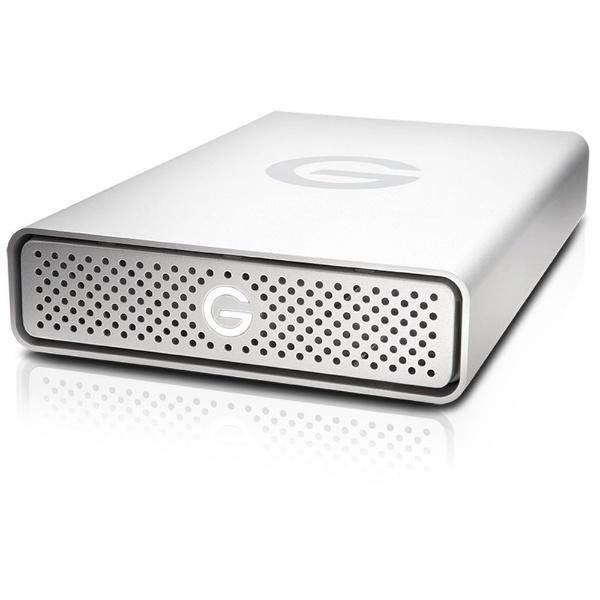 G-DRIVE USB G1 8000GB Silver JP 0G03909
