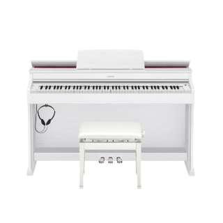 電子ピアノ AP-470WE ホワイトウッド調 [88鍵盤]