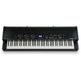 電子ピアノ MP11SE ブラック [88鍵盤] 【ステージタイプ】