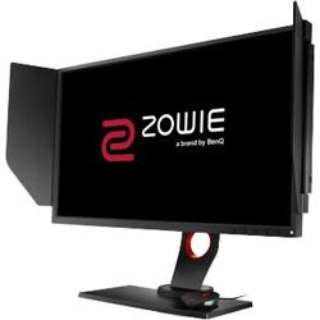 BenQ ZOWIEシリーズ ゲーミングモニター  24.5インチ/フルHD/240Hz XL2540 ブラック [ワイド /フルHD(1920×1080)]