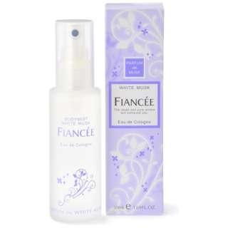 フイアンセ ボディミスト(50ml) ホワイトムスクの香り