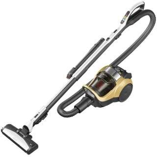 TC-EXH10P-N サイクロン式掃除機 Be-K(ビケイ) ムーンゴールド [サイクロン式]