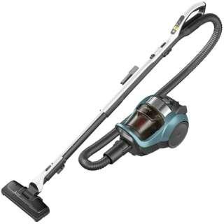 TC-EXH8P-A サイクロン式掃除機 Be-K(ビケイ) オーシャンブルー [サイクロン式]