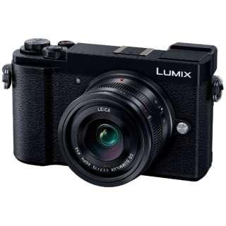 DC-GX7MK3L-K ミラーレス一眼カメラ LUMIX GX7 Mark III ブラック [単焦点レンズ]