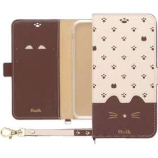 iPhone8/7/6s/6 (4.7) 手帳型ケースMinette