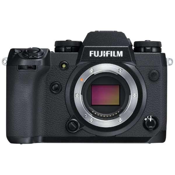 X-H1 ミラーレス一眼カメラ ブラック [ボディ単体]