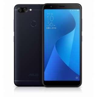 Zenfone Max Plus M1 ディープシーブラック 「ZB570TL-BK32S4」5.7型・メモリ/ストレージ:4GB/32GB nanoSIMx2 SIMフリースマートフォン ディープシーブラック