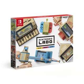 Nintendo Labo Toy-Con 01: Variety Kit 【Switch】