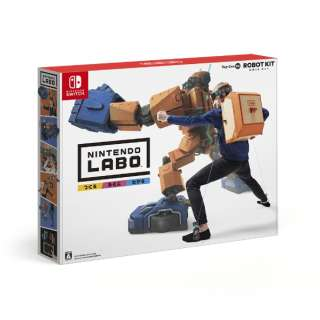 Nintendo Labo Toy-Con 02: Robot Kit 【Switch】