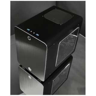 PCケース RAIJINTEK METIS PLUS 0R200055 ブラック