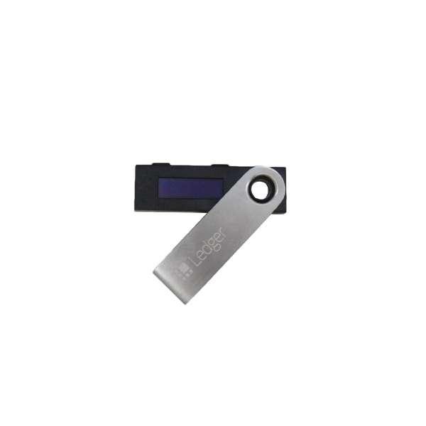Ledger Nano S (レジャーナノ S)USB型ハードウエアウォレット