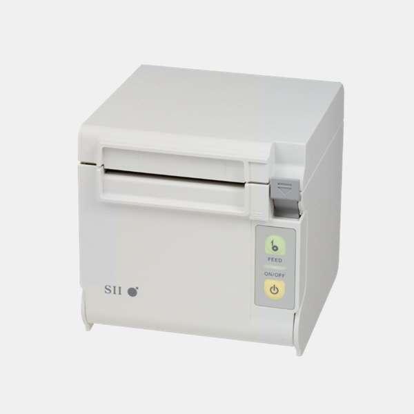 レシートプリンター(白) RP-D10-W27J2-B Airレジ対応商品
