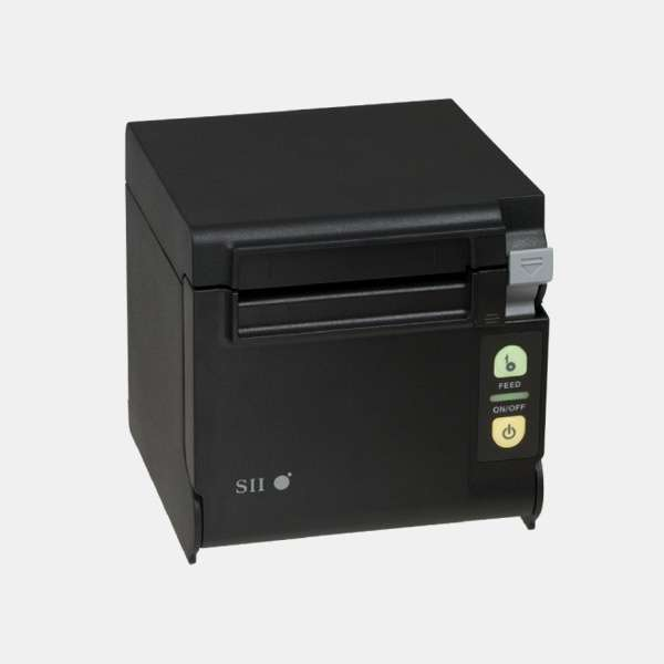 レシートプリンター(黒) RP-D10-K27J2-B Airレジ対応商品