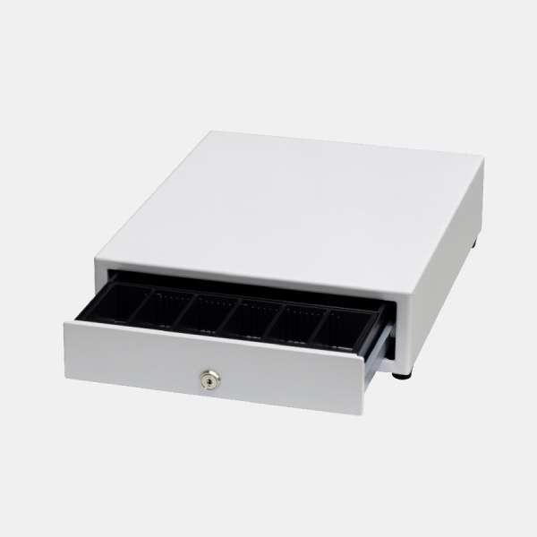 キャッシュドロア(白) DRW-A01-W Airレジ対応商品