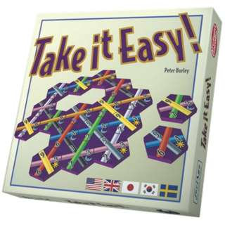 Take it Easy!多言語版