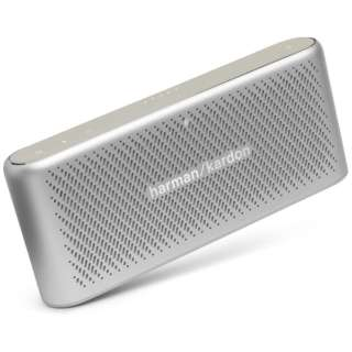 HKTRAVELERSIL ブルートゥース スピーカー Traveler シルバー [Bluetooth対応]