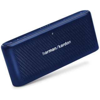 HKTRAVELERBLU ブルートゥース スピーカー Traveler ブルー [Bluetooth対応]