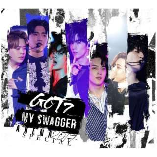 """GOT7/ GOT7 ARENA SPECIAL 2017 """"MY SWAGGER"""" in 国立代々木競技場第一体育館 完全生産限定盤 【ブルーレイ】"""