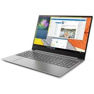 81AC0014JP ノートパソコン Ideapad (アイデアパッド )720S シルバー [15.6型 /intel Core i7 /SSD:512GB /メモリ:16GB /2018年2月モデル]