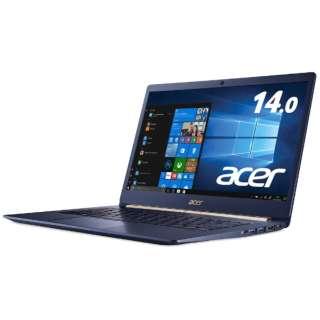 SF514-52T-H58Y/B ノートパソコン Swift 5 チャコールブルー [14.0型 /intel Core i5 /SSD:512GB /メモリ:8GB /2018年2月モデル]