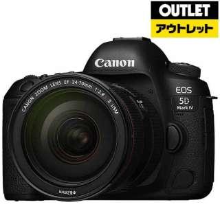 【アウトレット品】 EOS 5D Mark IV デジタル一眼レフカメラ [ズームレンズ] 【生産完了品】