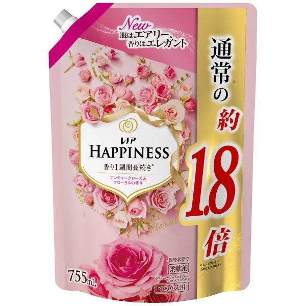 レノアハピネス アンティークローズ&フローラルの香り つめかえ用 特大サイズ 755ml 製品画像