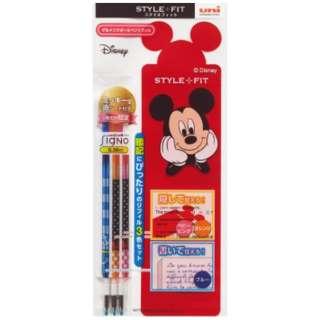 【限定】スタイルフィット/ディズニーシリーズ リフィル 3色セット