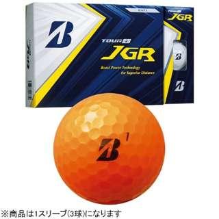【スリーブ単位販売になります】ゴルフボール JGR《1スリーブ(3球)/オレンジ》 8JOX 【オウンネーム非対応】