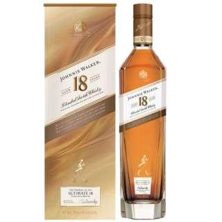 【KIRIN 5%引きクーポン対象商品】 ジョニーウォーカー 18年 700ml【ウイスキー】