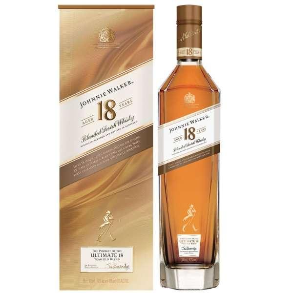 [正規品] ジョニーウォーカー 18年 700ml【ウイスキー】