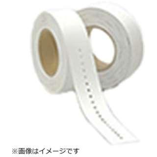 ラベルプリンター用紙 ロール紙 リストバンド大人用 ワイド(リストバンド80本/巻)[5巻入] WB-L1D