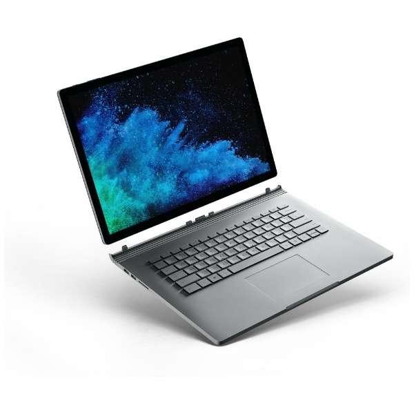 Surface Book 2[15.0型/SSD:1TB /メモリ:16GB/IntelCore i7/シルバー/2018年4月モデル]FVH-00010 Windowsタブレット サーフェスブック2