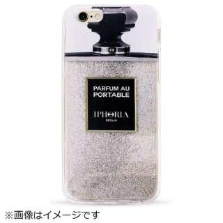 iPhone SE(第2世代)/7/8 対応 TPU Liquid Parfum au Portable 14022 シルバー