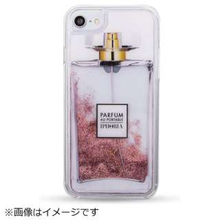 iPhone SE(第2世代)/7/8 対応 TPU Liquid Parfum au Portable 14023 ピンク