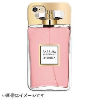iPhone X TPUケース Parfume Rosa 14498 ピンク