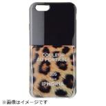 iPhone SE(第2世代)/7/8 対応 TPU Couleur Portable Roar 82255 ブラウン