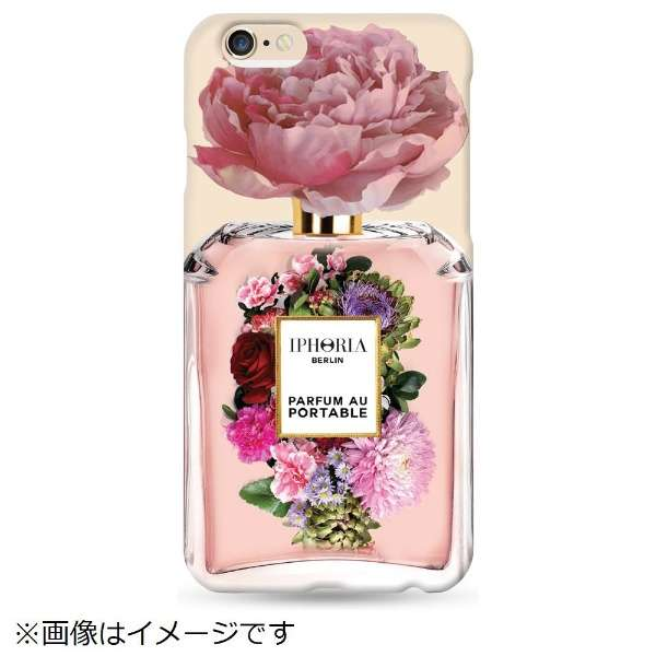 iPhone 8/7 Plus TPU Parfum Portable Flower Bouque 82291 ピンク
