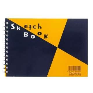 [スケッチブック]図案スケッチブック B6 S160