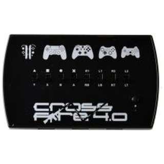 【コントローラ変換アダプタ】XCM Cross fire 4.0 【Switch/PS4/PS3/Xbox one】