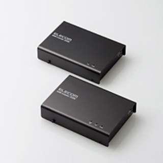 HDBaseT(R)認証済み HDMIエクステンダー