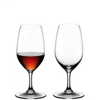 [在庫限り] リーデル ヴィノム ポート 2脚入り 6416/60【ワイングラス】 [240ml]