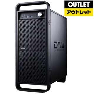 【アウトレット品】 BC-DAIVDGZ510S1LL ゲーミングデスクトップパソコン [モニター無し /HDD:2TB /SSD:240GB /メモリ:16GB] 【生産完了品】